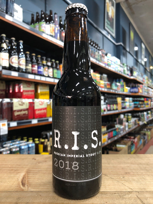 Hargreaves Hill R.I.S Russian Imperial Stout 2018 330ml
