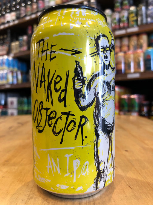 Little Bang The Naked Objector IPA 375ml Can