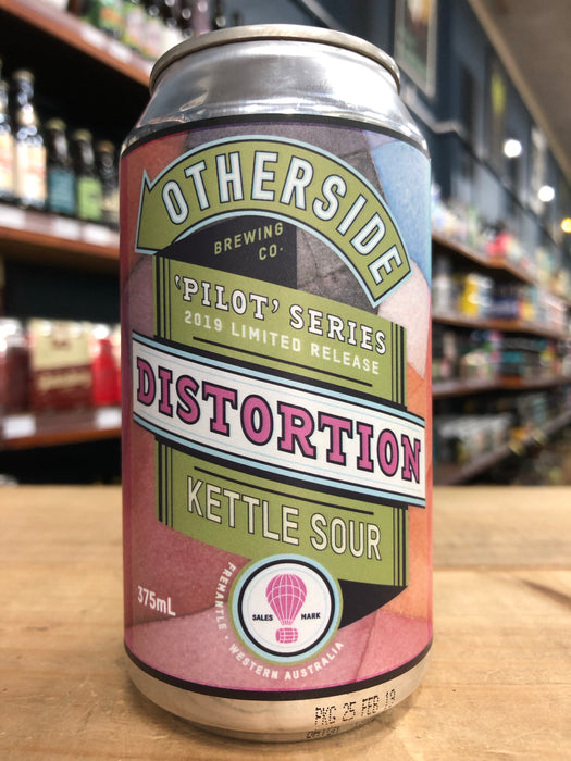 Otherside Distortion Kettle Sour 375ml Can