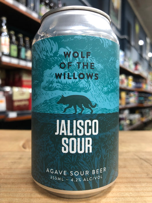 Wolf Of The Willows Jalisco Sour 355ml Can