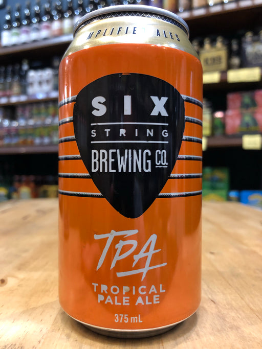 Six String Tropical Pale Ale 375ml Can