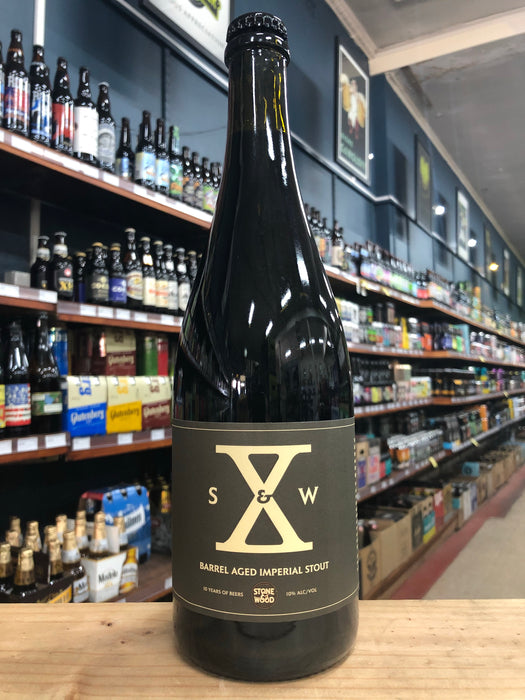 Stone & Wood SWX Barrel-Aged Imperial Stout 750ml