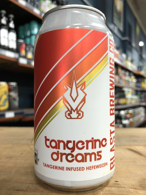 Blasta Tangerine Dreams Hefeweizen 375ml Can