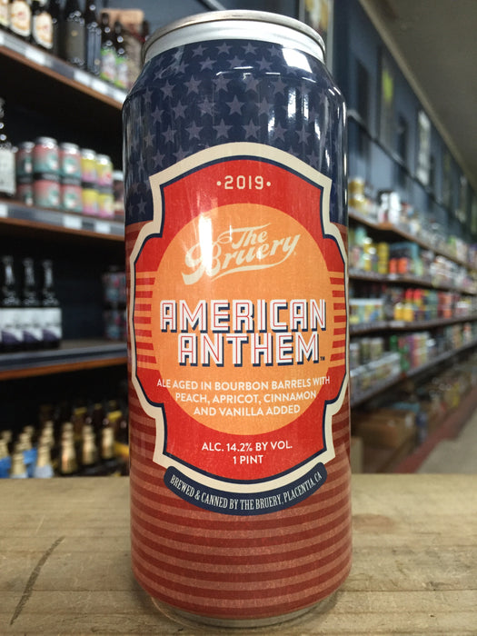 The Bruery American Anthem 473ml Can