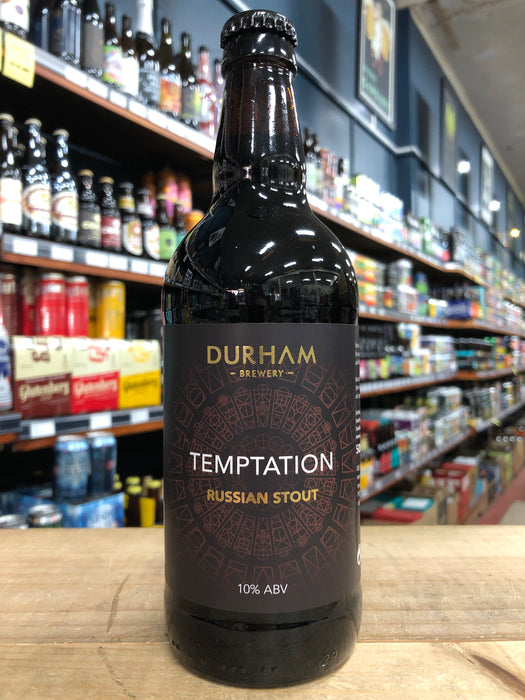 Durham Temptation Russian Stout 500ml