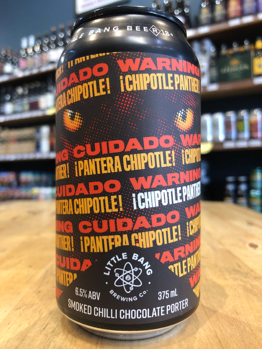 Little Bang Chipotle Panther 375ml Can