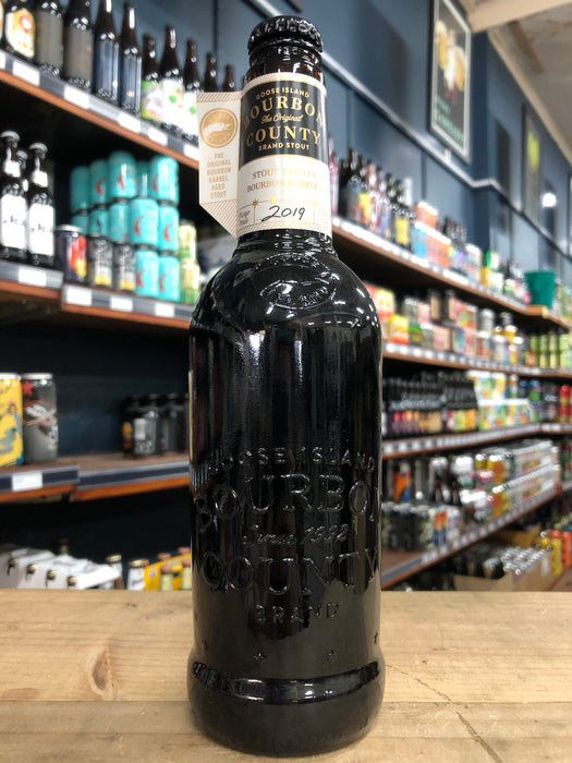 Goose Island Bourbon County Stout 2019 500ml - [Limit 2 per customer]