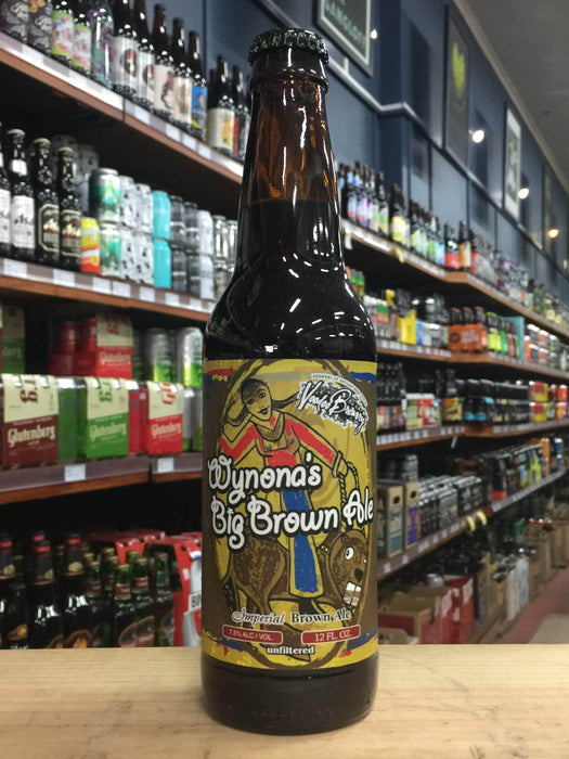 Voodoo Wynona's Big Brown Ale 355ml