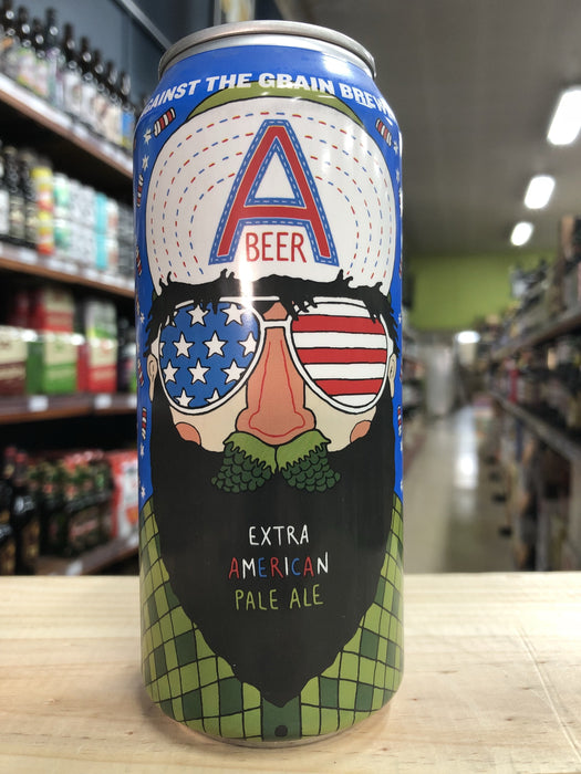 Against The Grain A Beer American Pale Ale 473ml Can - Purvis Beer