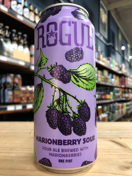 Rogue Marionberry Sour 473ml Can