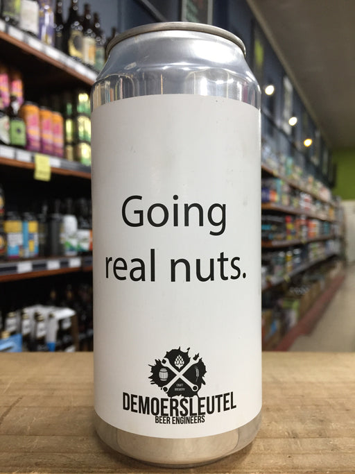 De Moersleutel Going Real Nuts 440ml Can