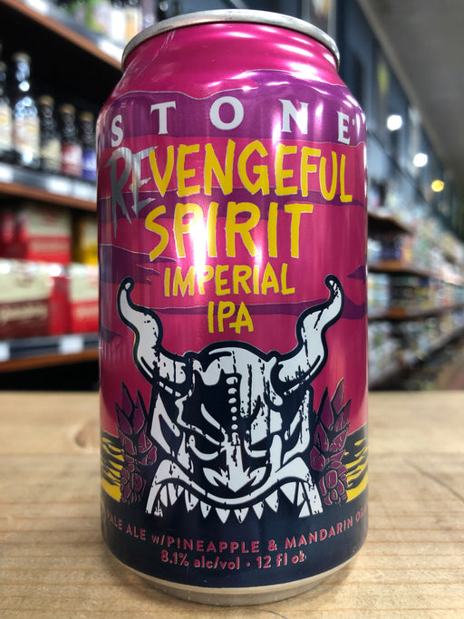 Stone Revengeful Spirit Imperial IPA 355ml Can
