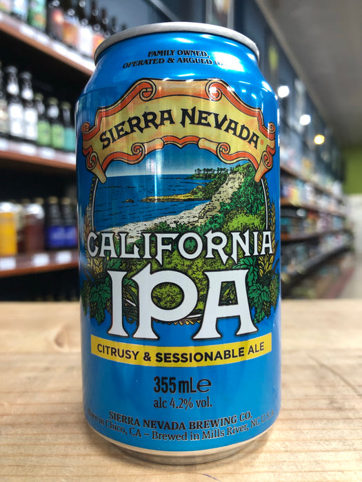 Sierra Nevada California IPA 355ml Can