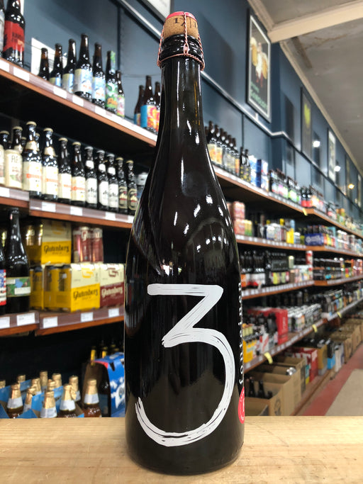 3 Fonteinen Framboos (Framboise) 750ml  - [1 Bottle Limit]