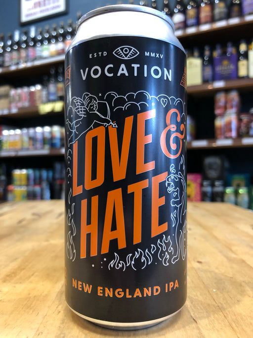 Vocation Love & Hate NEIPA 440ml Can