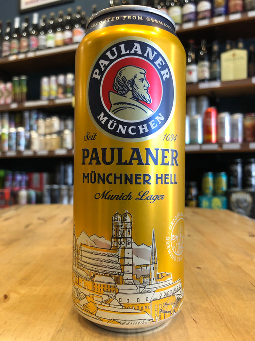 Paulaner Original Munchen Lager 500ml Can