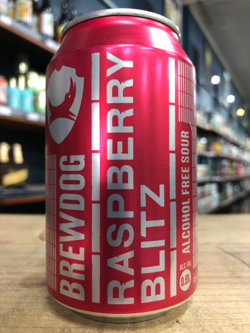 BrewDog Raspberry Blitz 330ml Can