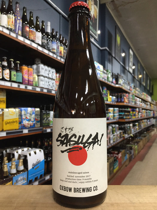 Oxbow Sasuga Saison 500ml
