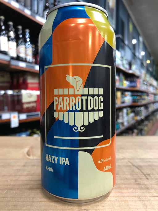 ParrotDog Hazy IPA Keith 440ml Can