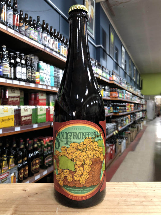 Jester King Sin Frontera 750ml