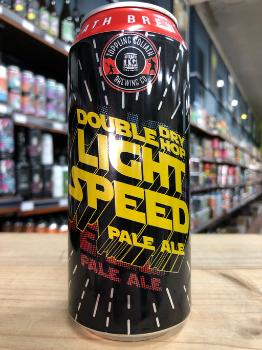 Toppling Goliath Light Speed 473ml Can