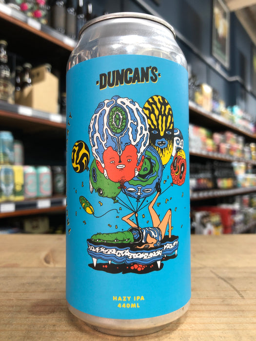 Duncan's Tropicana Party Hazy IPA 440ml Can