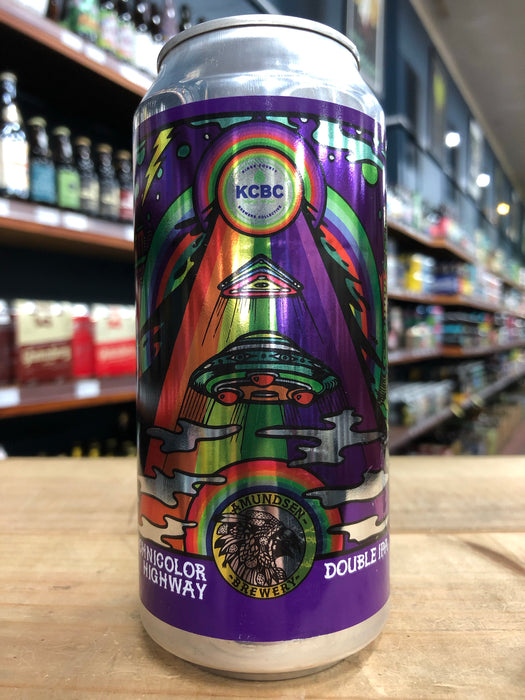 Amundsen / KCBC Technicolor Highway DIPA 440ml Can
