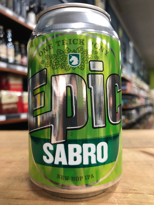 Epic One Trick Pony: Sabro 330ml Can