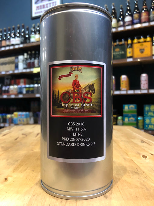 Founders CBS Crowler 1000ml Can