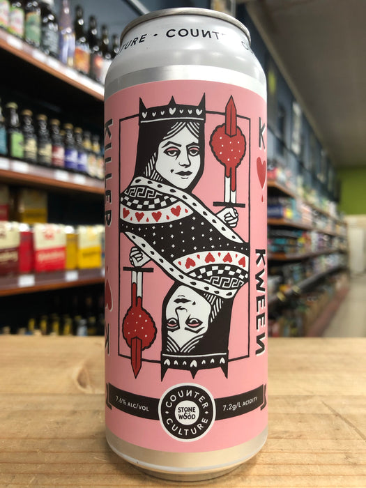 Stone & Wood Counter Culture: Killer Kween 500ml Can