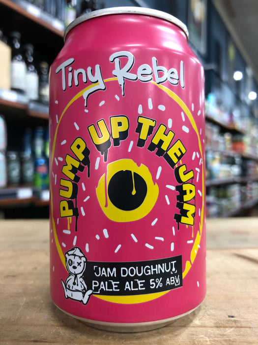 Tiny Rebel Pump Up The Jam 330ml Can