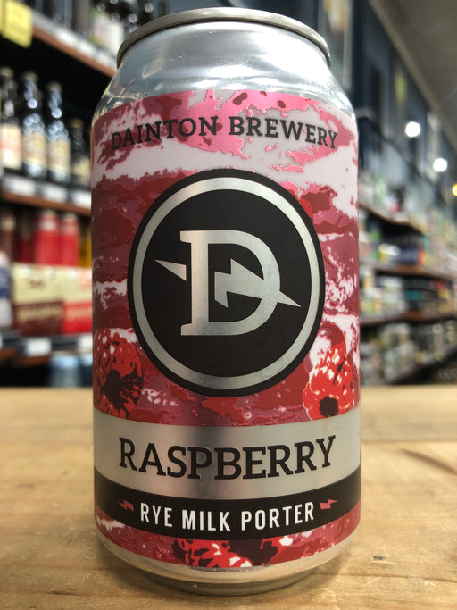 Dainton Raspberry Rye Milk Porter 355ml Can