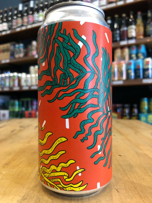 Left Handed Giant Fossil & Fern DIPA 440ml Can