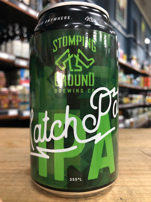 Stomping Ground Hatch Pot IPA 355ml Can