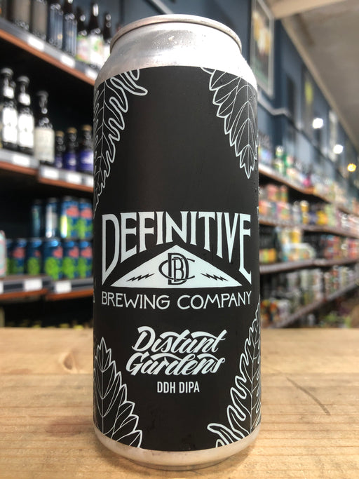 Definitive Distant Gardens 473ml Can