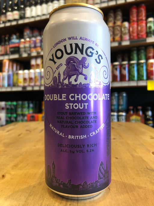 Young's Double Chocolate Stout 440ml Can