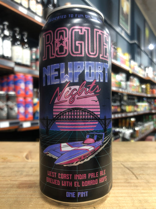 Rogue Newport Nights West Coast IPA 473ml Can