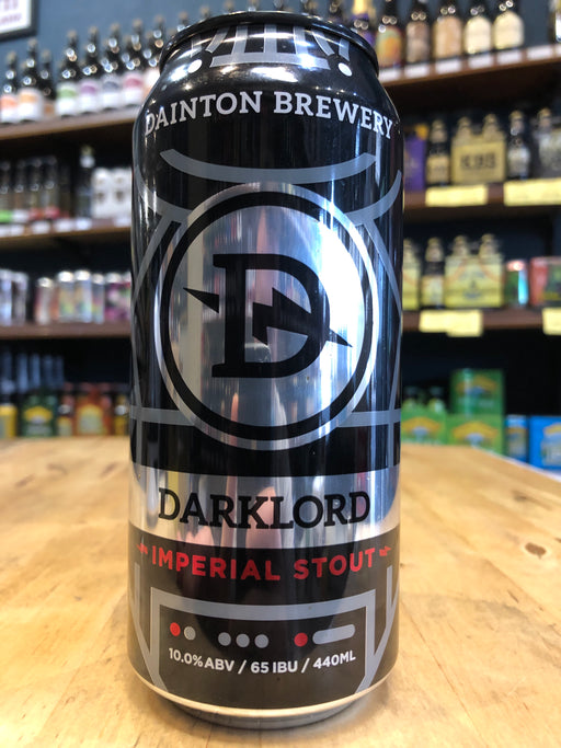 Dainton Darklord Imperial Stout 440ml Can