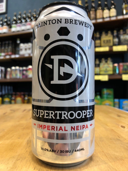 Dainton Supertrooper Imperial NEIPA 440ml Can