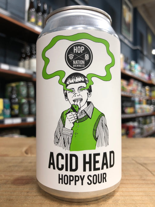 Hop Nation Acid Head 375ml Can