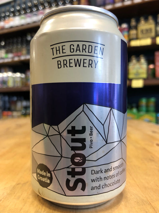 The Garden Stout 330ml Can