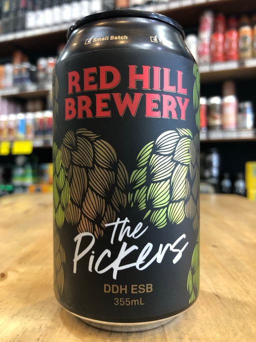 Red Hill The Pickers DDH ESB 355ml Can