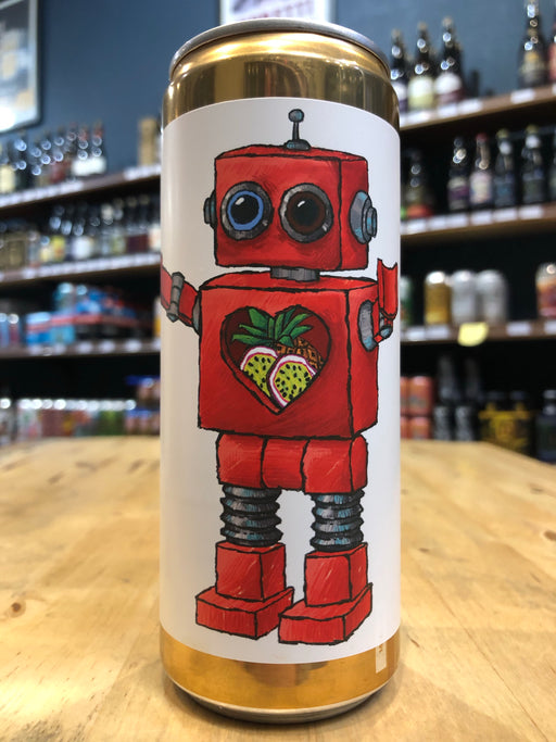 Brewski Red Robot Double IPA 330ml Can