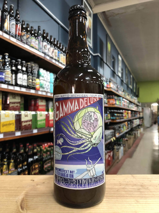 Jolly Pumpkin / Jester King Gammadeluxe 750ml