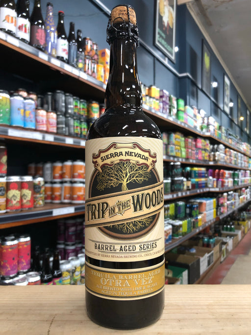 Sierra Nevada Trip in the Woods: Tequila-Barrel-Aged Otra Vez 750ml