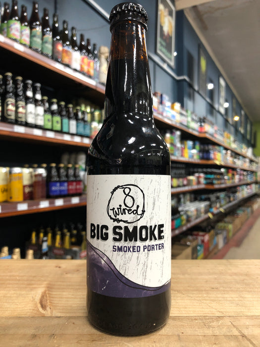 8 Wired Big Smoke 330ml