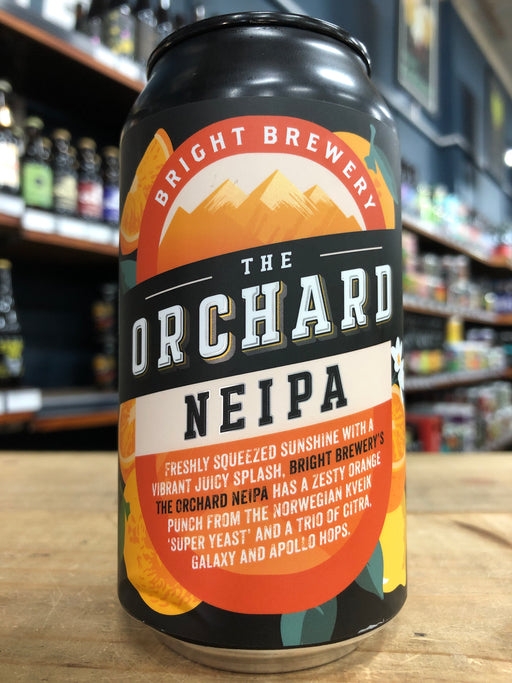 Bright Brewery Orchard NEIPA 375ml Can