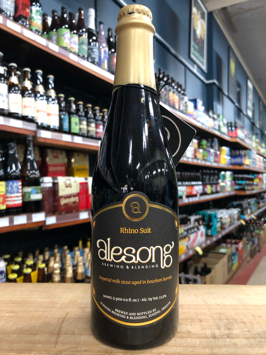 Alesong Rhino Suit Imperial Stout 500ml