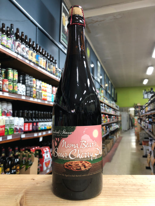 Crooked Stave Mama Bears Sour Cherry Pie 750ml - Purvis Beer