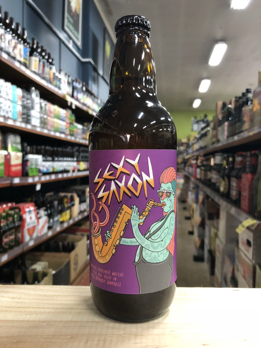 Against The Grain Sexy Saxon 500ml - Purvis Beer